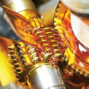 Gear and Chain Oils